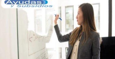 becas para emprendedores